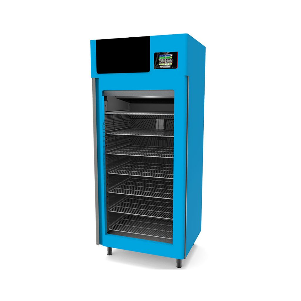fish curing cabinet blue 150