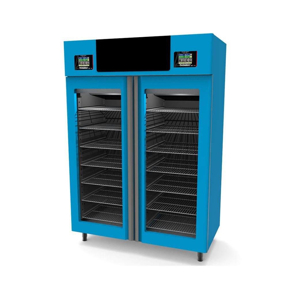 fish drying cabinet twin blue