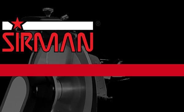 Sirman company Logo